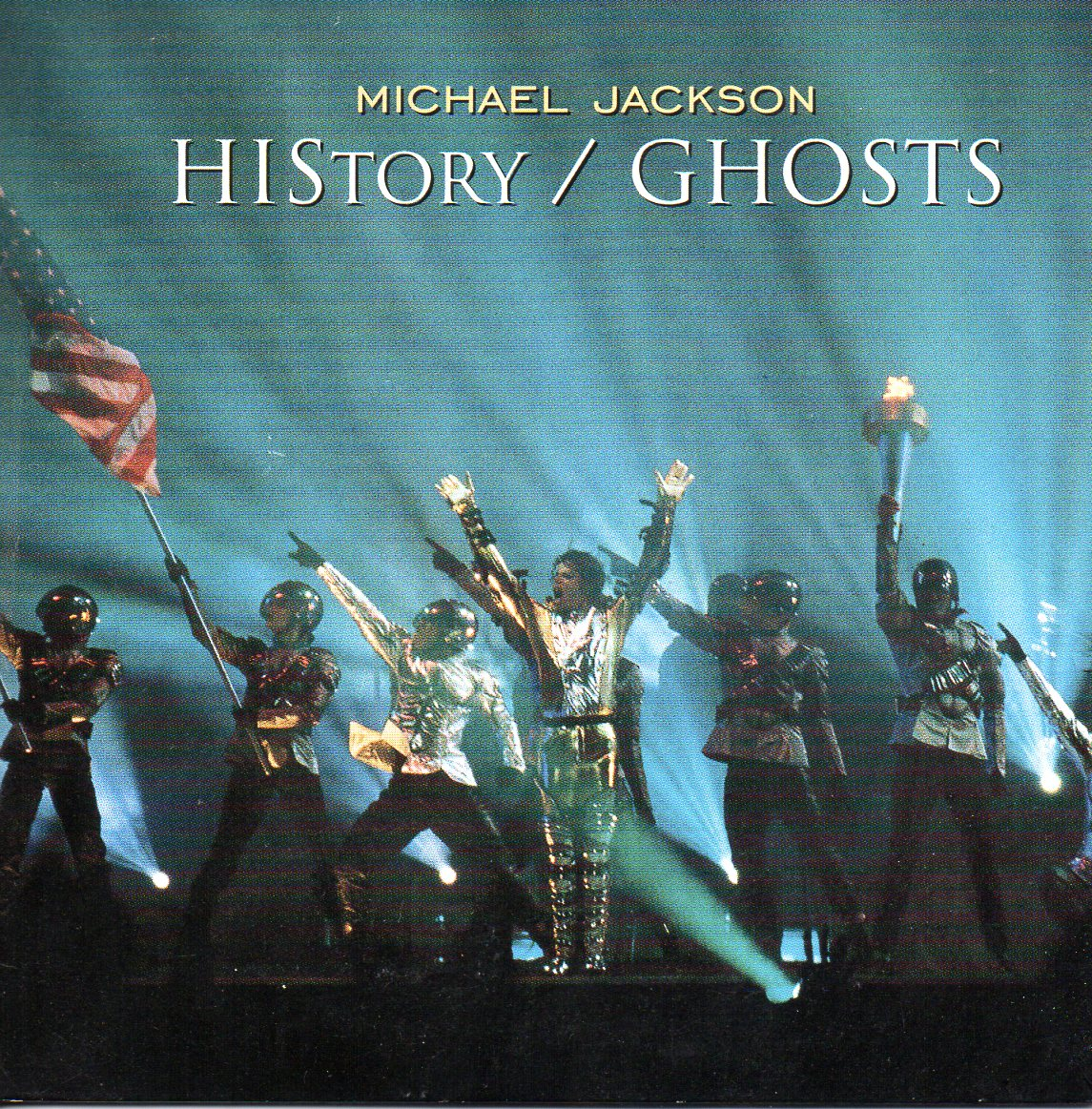 MICHAEL JACKSON - History CARD SLEEVE 2-track - CD single