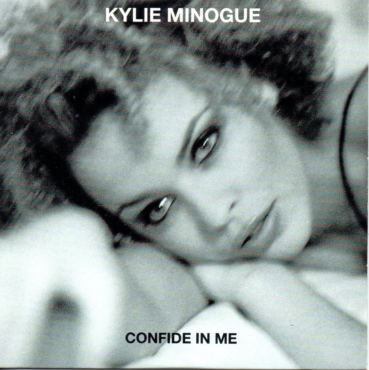 Kylie MINOGUE - Confide In Me 2-track Card Sleeve French Sleeve