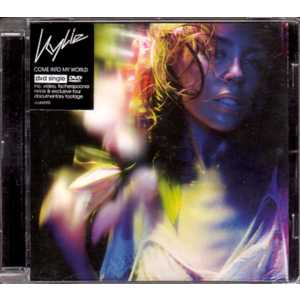 Come Into My World 3 Tracks Jewel Case - Kylie MINOGUE