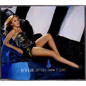 Kylie MINOGUE - Better Than Today 4-track Jewel Case