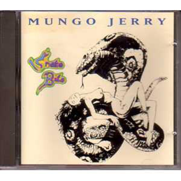 MUNGO JERRY - Snake bite - CD
