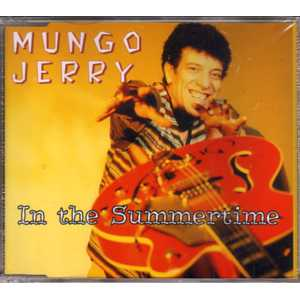Mungo Jerry - In The Summertime Remixes 4-track Jewel Case