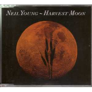 Neil YOUNG - Harvest Moon 4 Tracks Jewel Case