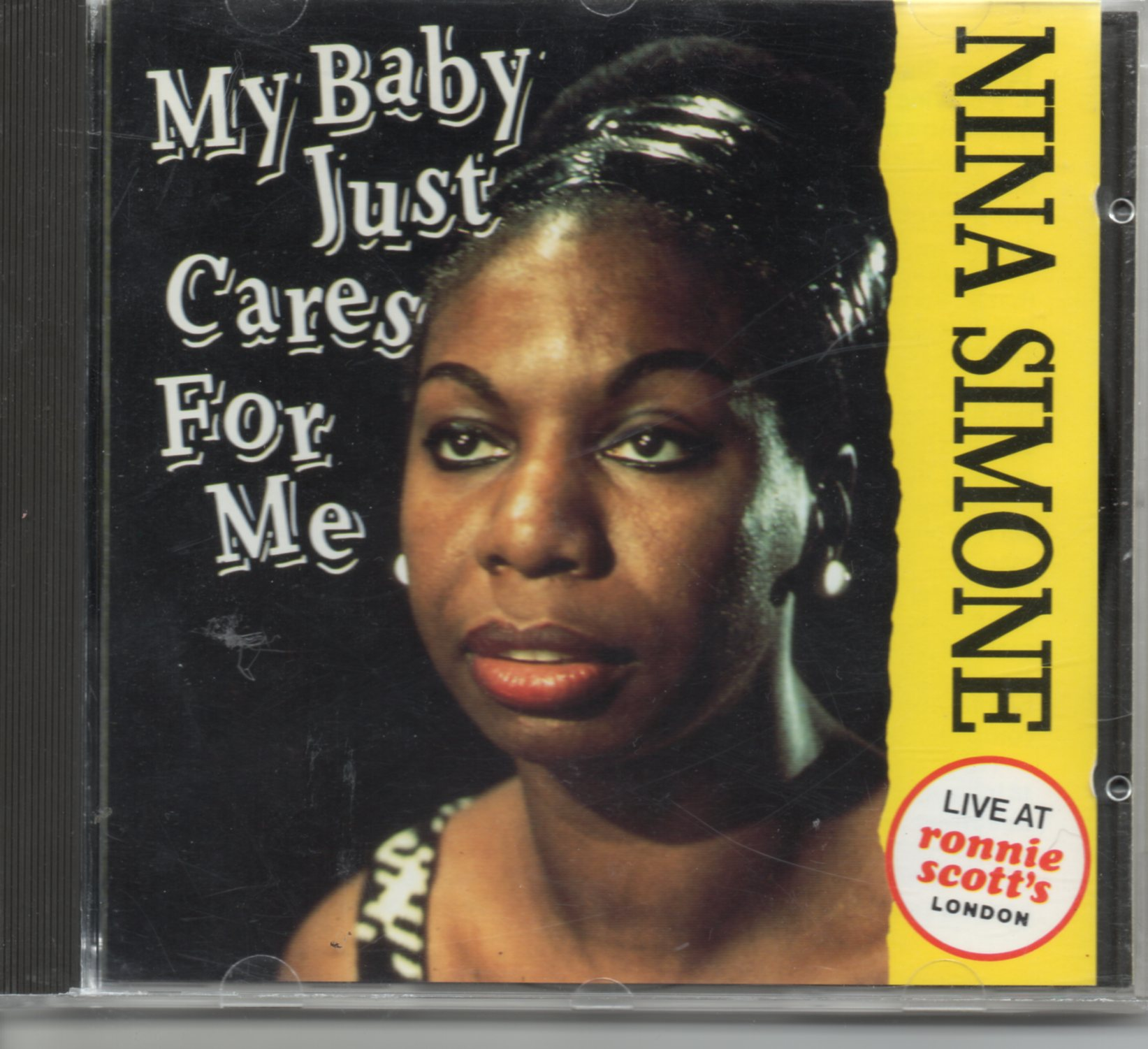 Nina SIMONE - Live At Ronnie Scott's, London
