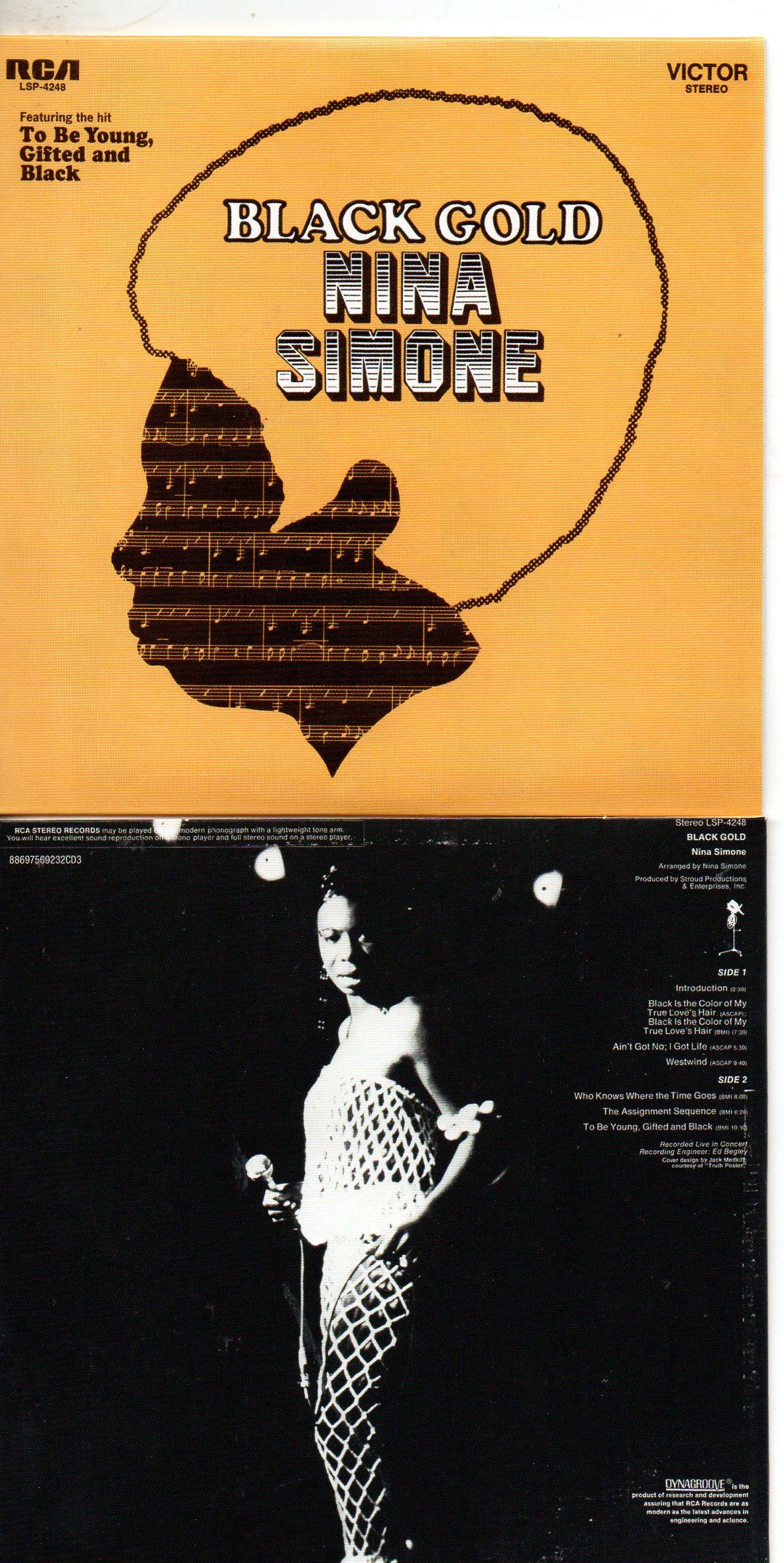 Nina SIMONE - Live At Montreux 1976 + 2 Bonus Tracks Live 1987