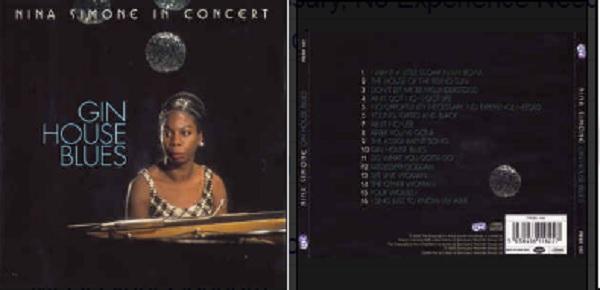 Nina SIMONE - Live At Berkeley/ Gifted & Black(