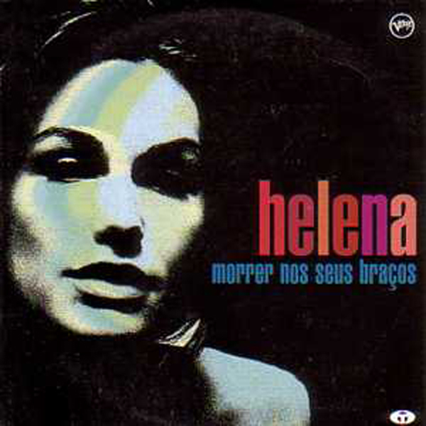 HELENA NOGUERRA - Morrer nos seus bracos Promo 1 track CARD SLEEVE - CD single