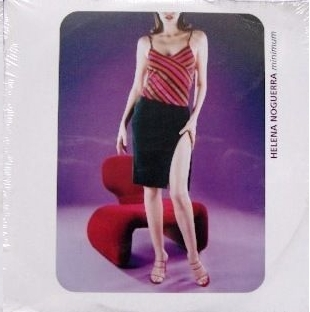 HELENA NOGUERRA - Minimum 2-track CARD SLEEVE - CD single