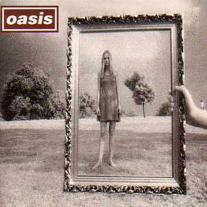 OASIS - Wonderwall 2-track Card Sleeve