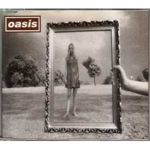 OASIS - Wonderwall Promo 4-track Jewel Case