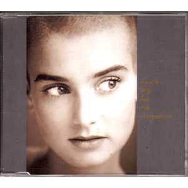 Sinead O'CONNOR - Don't Cry For Me Argentina 3 Tracks Jewel Case