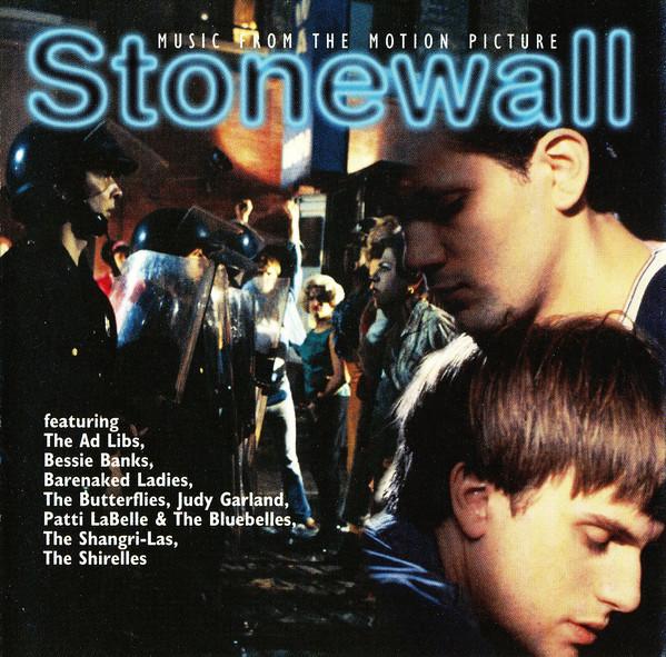 SOUNDTRACK STONEWALL - Stonewall - CD