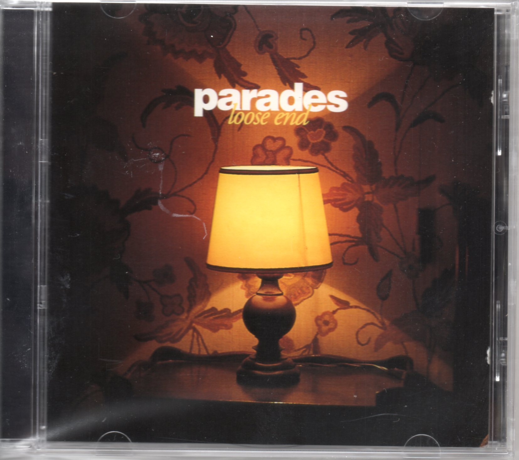 PARADES - Loose End 4-TRACK jewel case - CD Maxi
