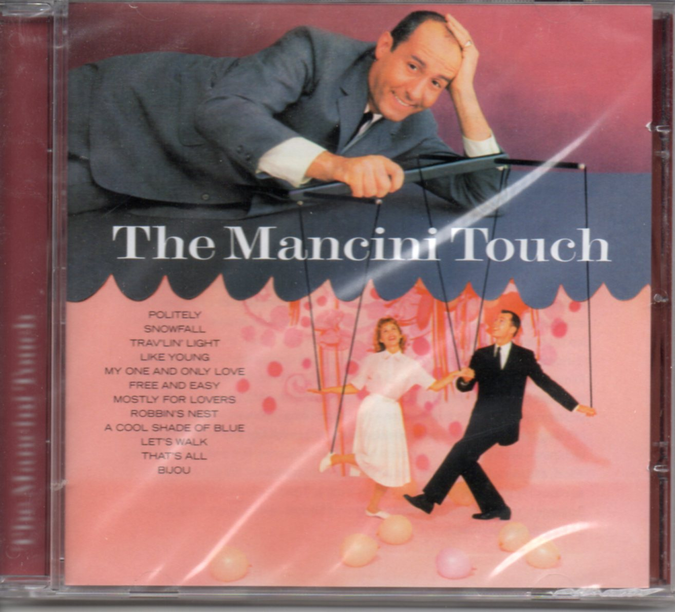 HENRY MANCINI - The Mancini Touch - CD