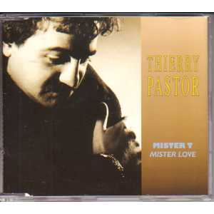 THIERRY PASTOR - Mister T mister love 2 Tracks Jewel case - CD Maxi
