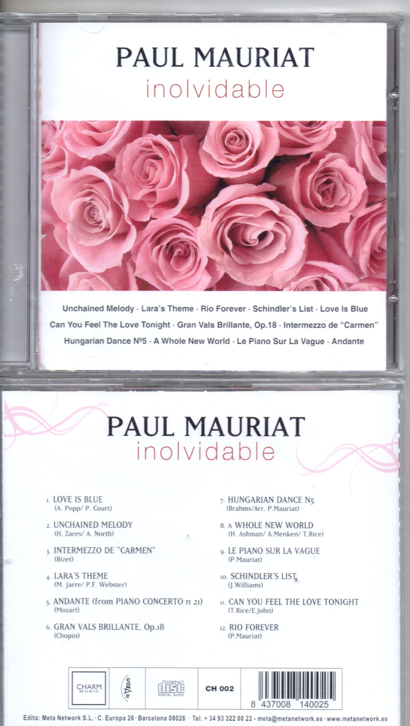 Paul MAURIAT - Inolvidable