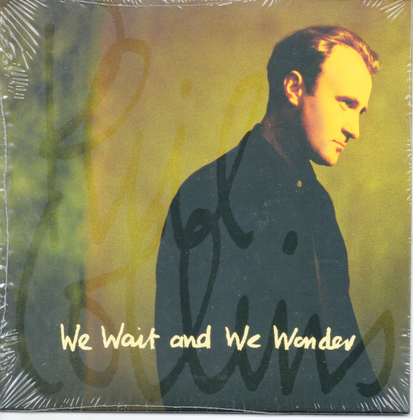 PHIL COLLINS - We wait and we wander 2-Track CARD SLEEVE - CD single