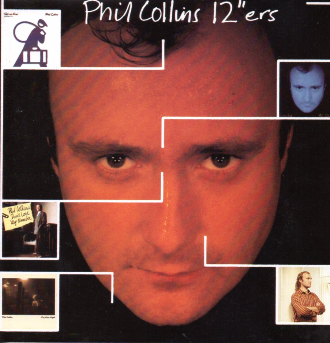 PHIL COLLINS - 12''ers - CD
