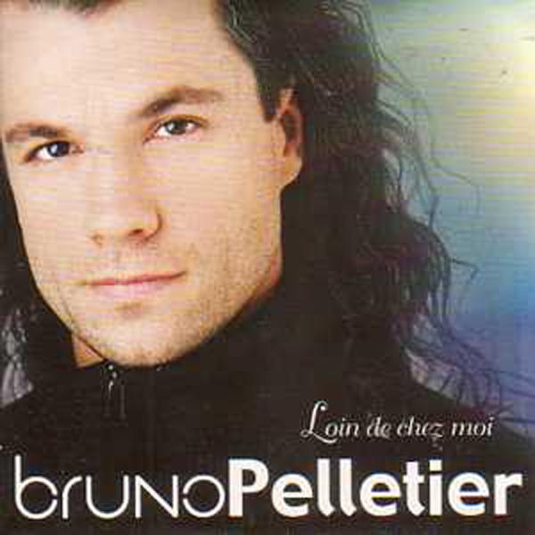 BRUNO PELLETIER - Loin de chez moi 2 tracks CARD SLEEVE - CD single