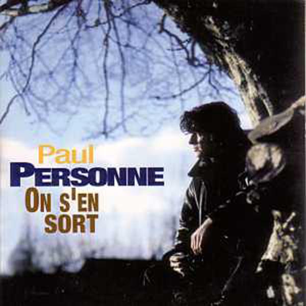 PAUL PERSONNE - On s'en dort Promo 3 Tracks CARD SLEEVE - CD single