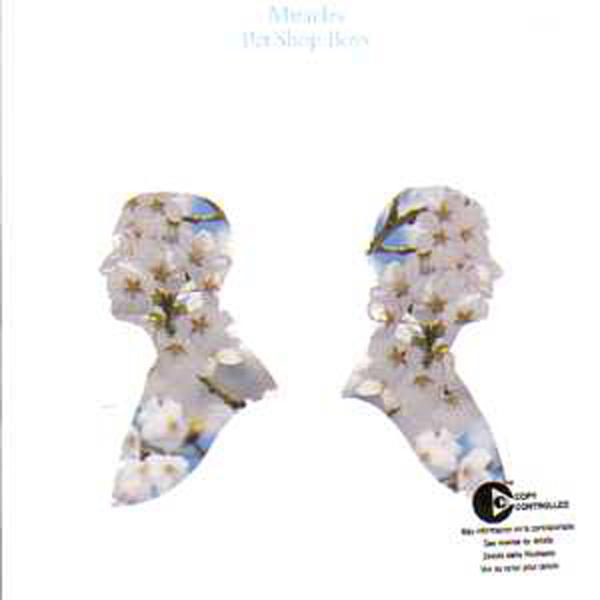 PET SHOP BOYS - Miracles 2-track CARD SLEEVE - CD single
