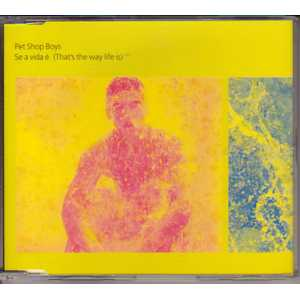 PET SHOP BOYS - Se A Vida E 4 Tracks Jewel Case