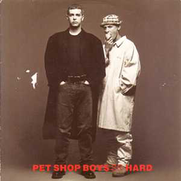 PET SHOP BOYS - So Hard Card Sleeve 3 Tracks