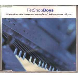 PET SHOP BOYS - Where The Streets 4 Tracks Jewel Case - France -