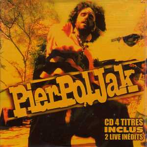 PIERPOLJAK - Pierpoljak 4-track CARD SLEEVE - CD single