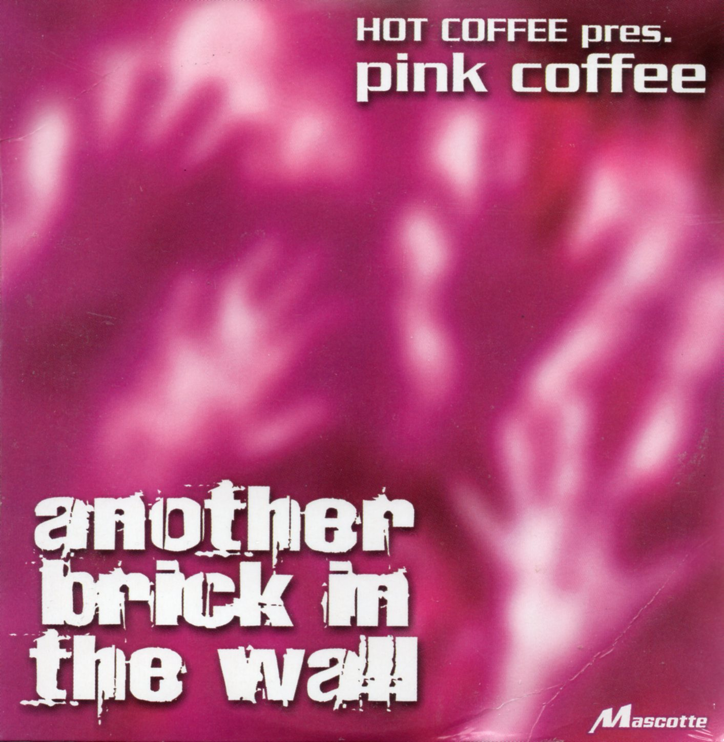 HOT COFFEE PRES. PINK COFFEE - PINK FLOYD - Another Brick In the Wall 2-TRACK CARD SLEEVE - CD single