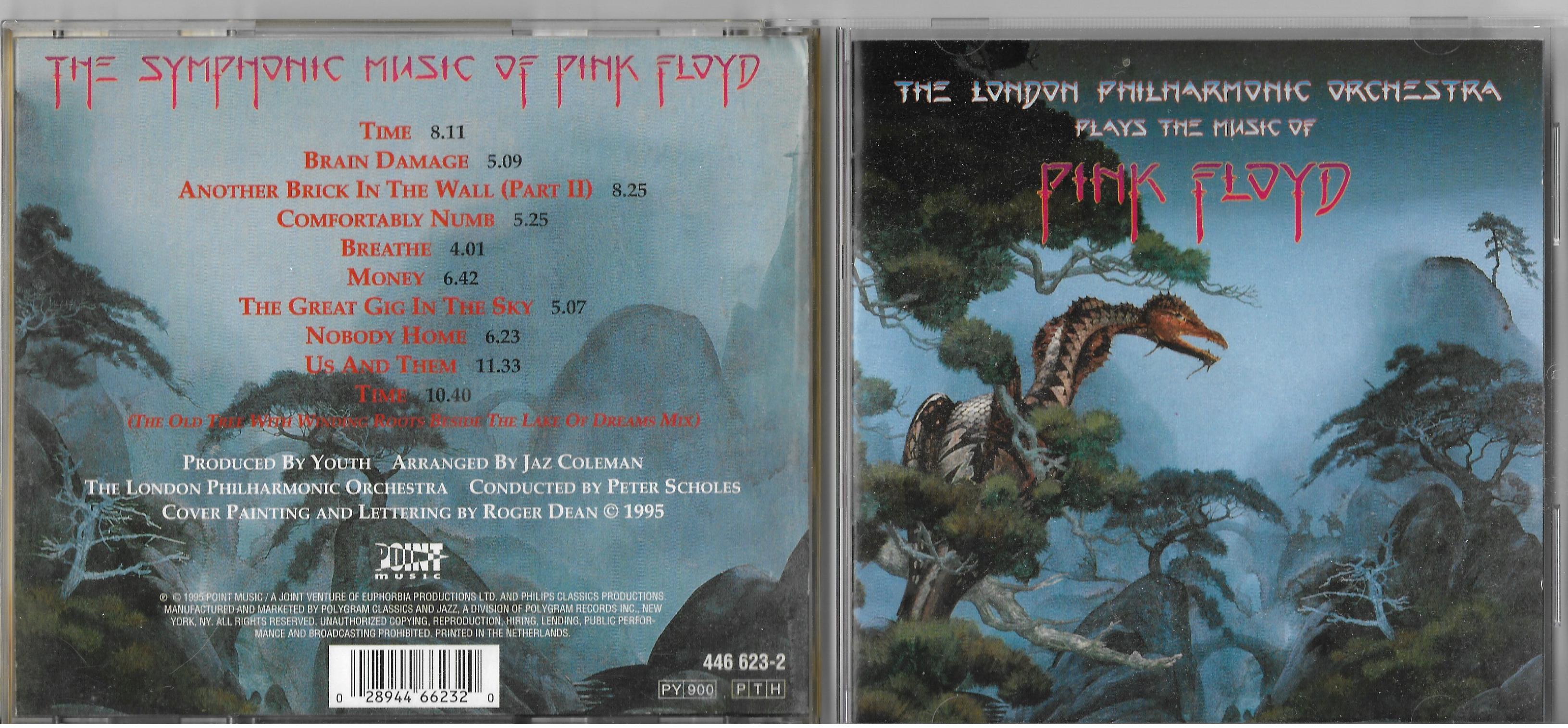 PINK FLOYD - Best Of - A Foot In The Door - CD