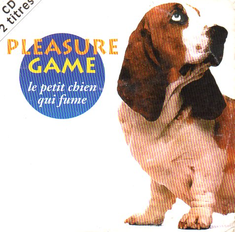 Le Petit Chien Qui Fume