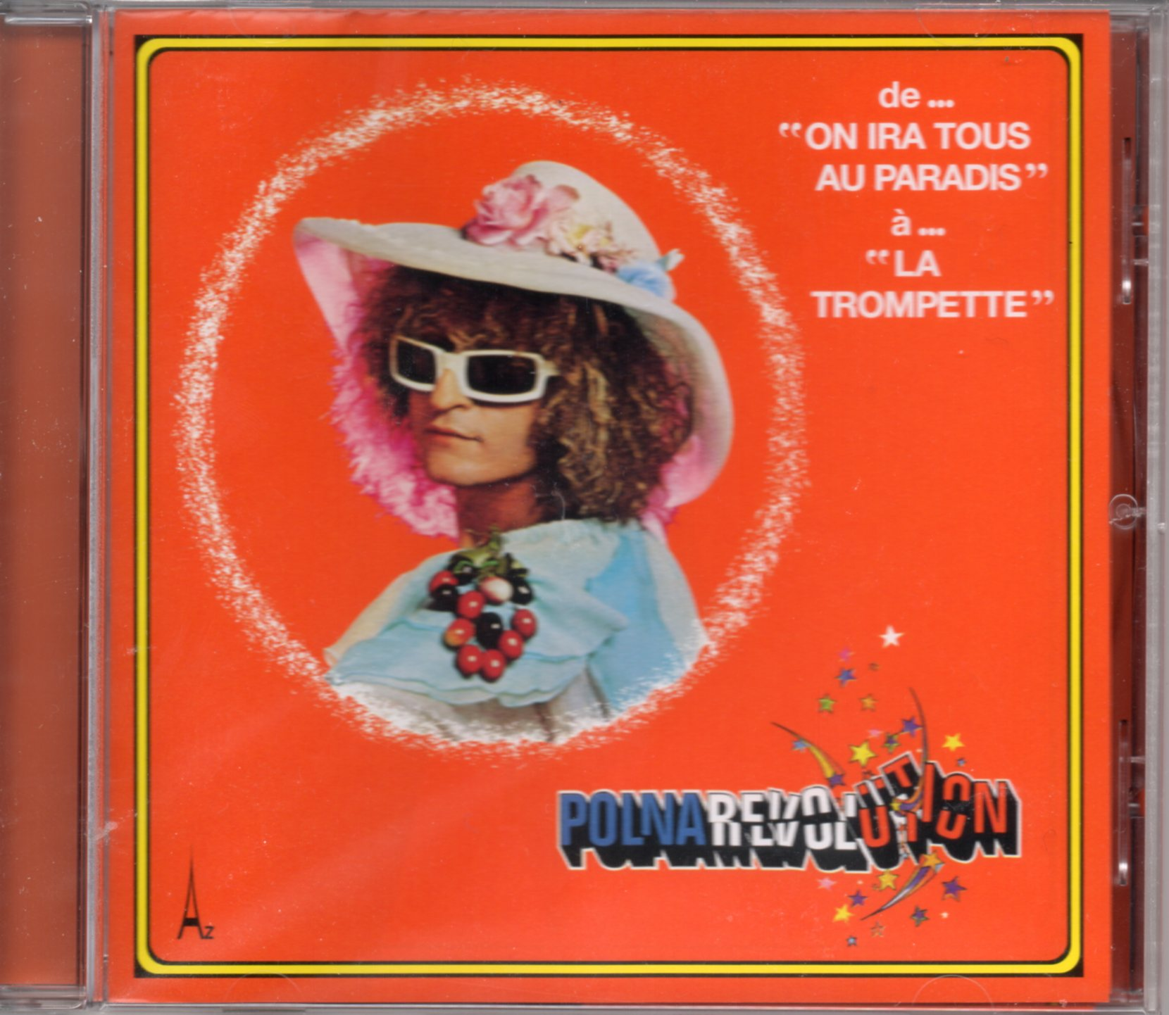 MICHEL POLNAREFF - Polnarévolution - CD