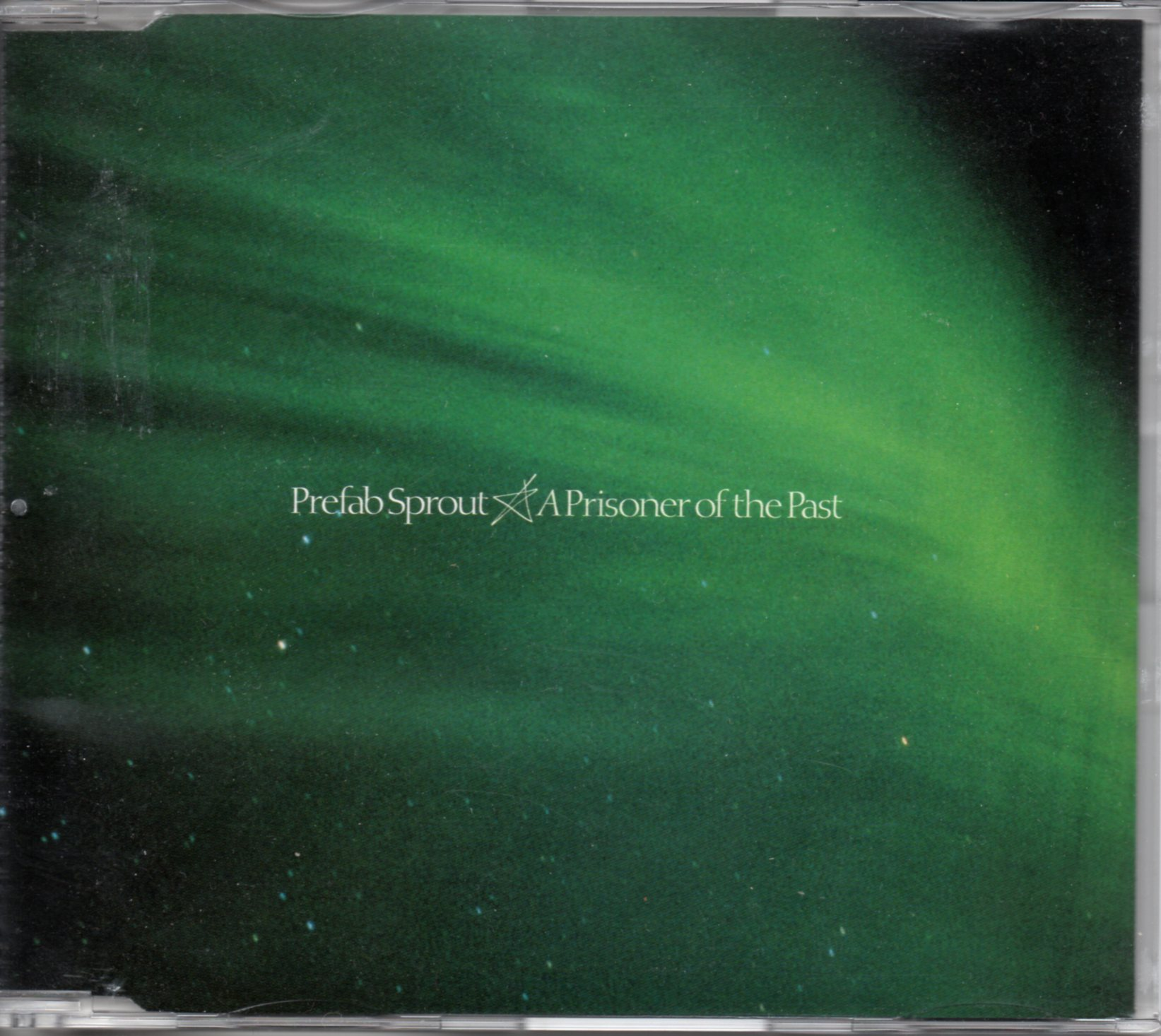 PREFAB SPROUT - A prisoner of the past 2-track jewel case - CD Maxi