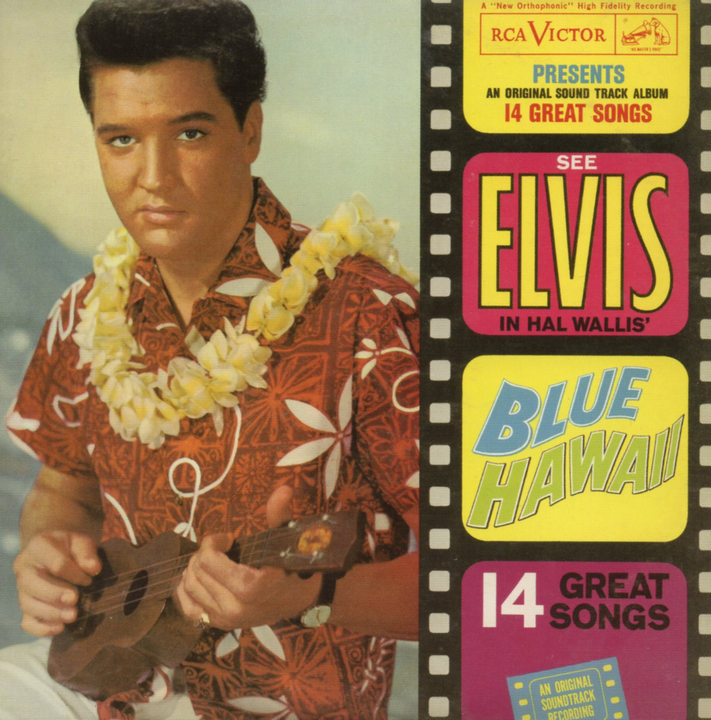 ELVIS PRESLEY - Blue Hawaï - Mini Lp - 22-track CARD SLEEVE - CD