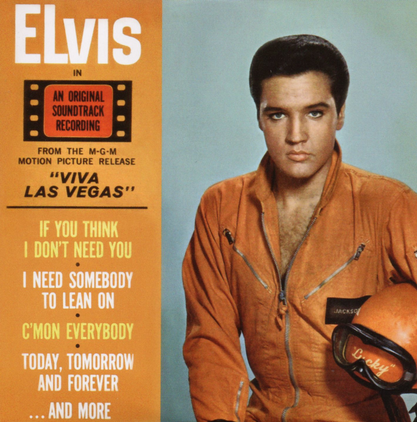 ELVIS PRESLEY - Viva Las Vegas - Mini Lp - 12-track CARD SLEEVE - CD