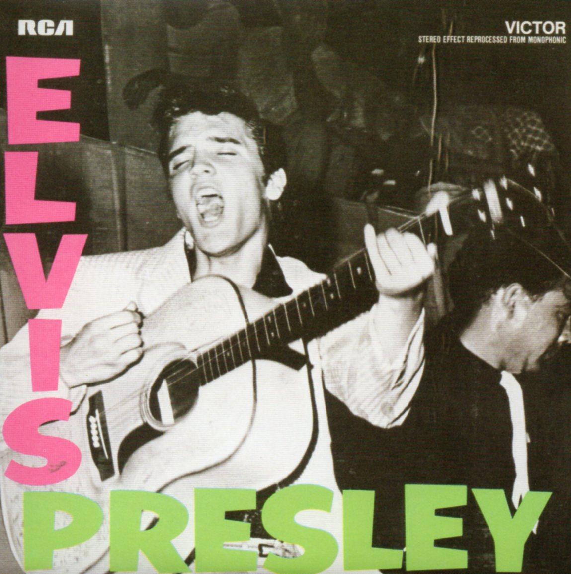 ELVIS PRESLEY - Elvis Presley (1956) - Mini LP REPLICA - 18-track CARD SLEEVE - CD