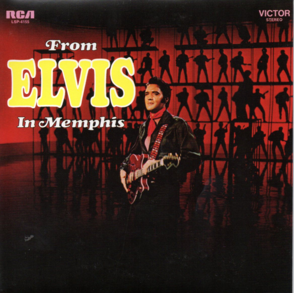 Elvis PRESLEY - From Elvis In Memphis (1969 - Mini Lp Replica - 18-track Card Sleeve)