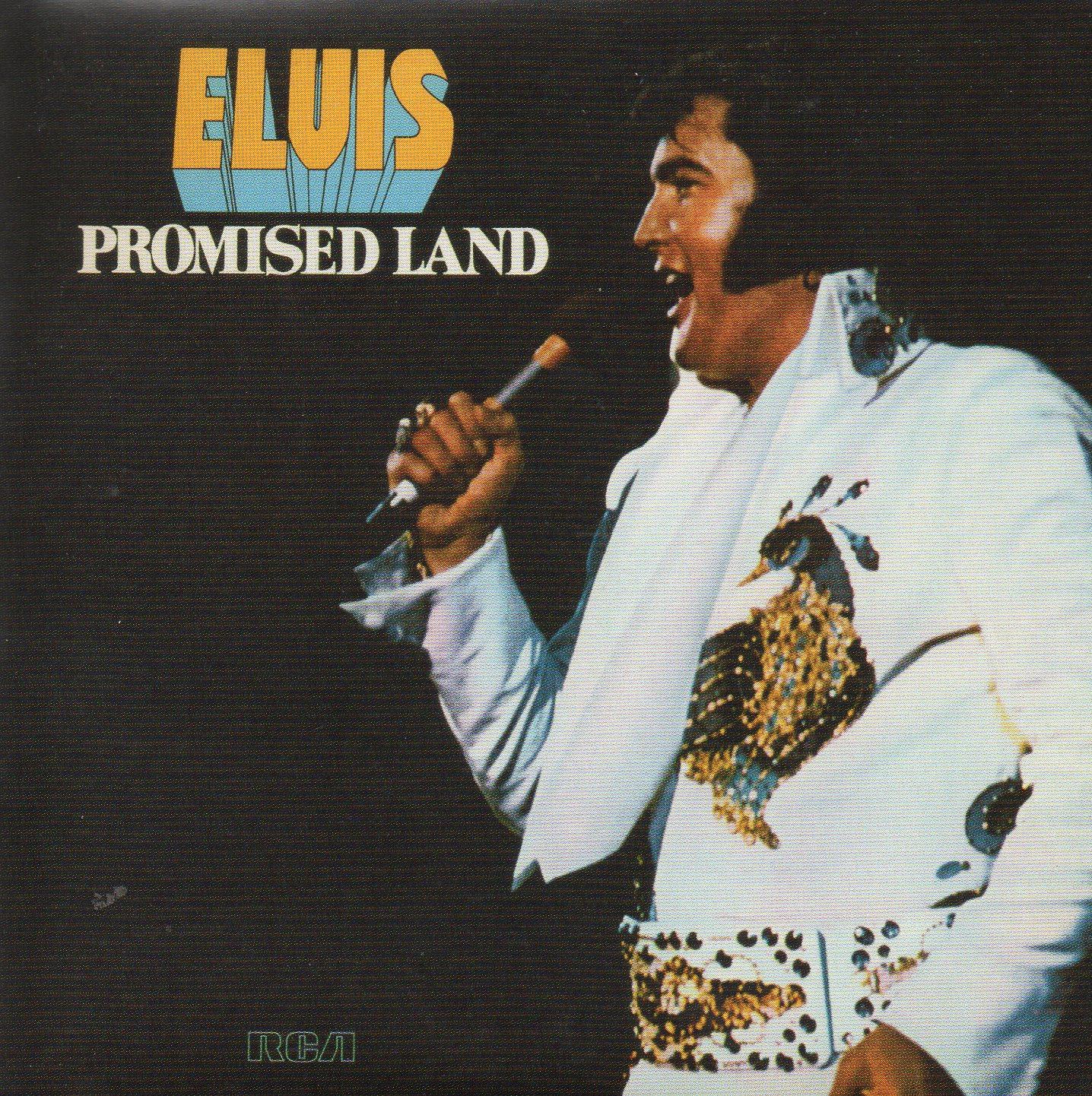 ELVIS PRESLEY - Promised Land  (1975) - Mini LP REPLICA - 18-track CARD SLEEVE - CD