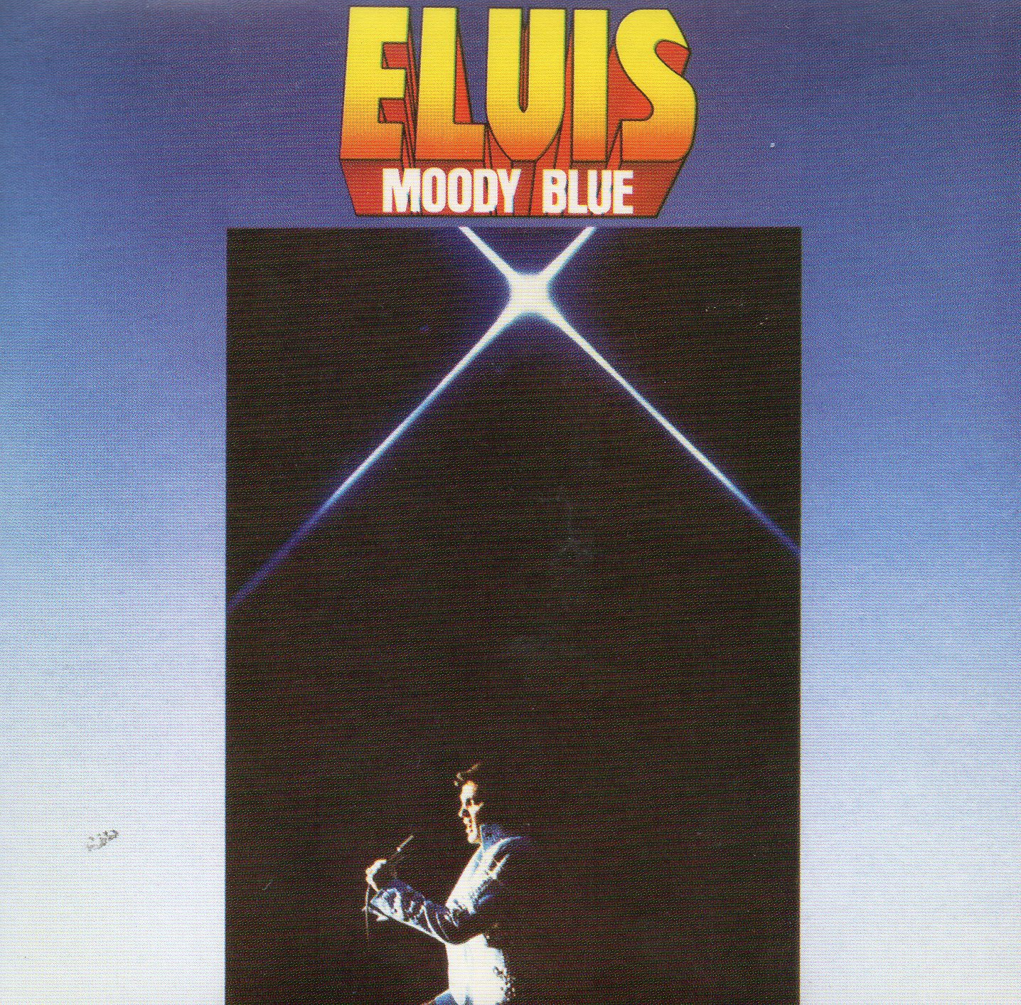 Elvis PRESLEY - Moody Blue (1977 - Mini Lp Replica - 19-track Card Sleeve)