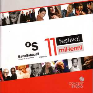 Program Festival 11 Mil.lenni Barcelona