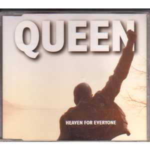 QUEEN - Heaven For Everyone 4 Tracks Jewel Case