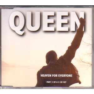 QUEEN - Heaven For Everyone Single Vers./keep Yourself Alive/seven Seas Of Rhye/killer Queen Last 3 Digital