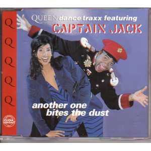 Queen dance tracxx feat Captain Jack - Another One Bites The Dust 3 Tracks Jewel Case Album