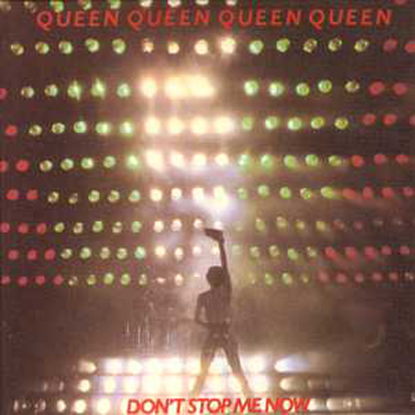 QUEEN - Don't Stop Me Now + Uk + 2-track Card Sleeve - Reedition Du 45t Original - - Reissue Of Original 7&q