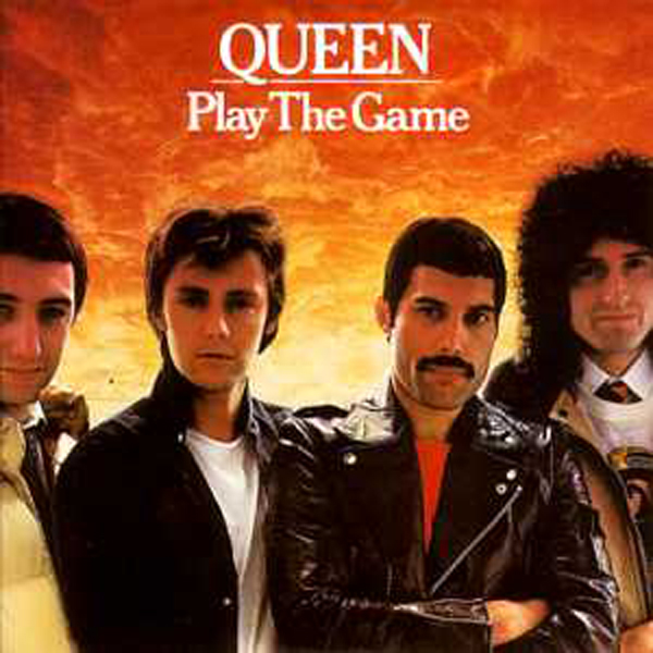 QUEEN - Play The Game + Uk + 2-track Card Sleeve - Reedition Du 45t Original - - Reissue Of Original 7""