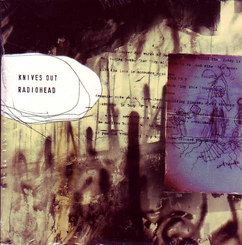 RADIOHEAD - Knives Out 3-track Card Sleeve