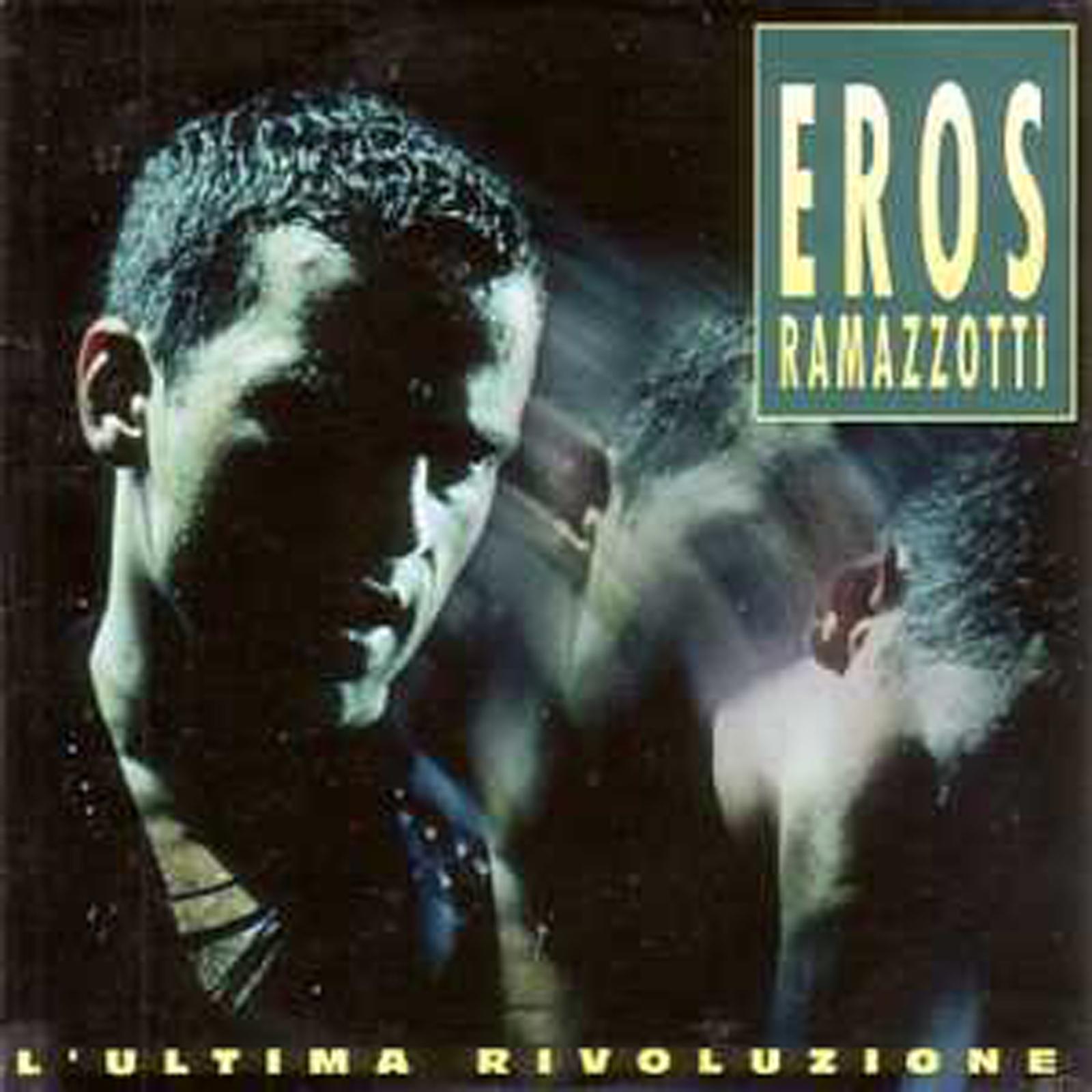 EROS RAMAZZOTTI - L'ultima rivoluzione 2-TRACK CARD SLEEVE FRANCE RARE - CD single