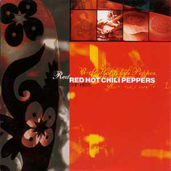 RED HOT CHILI PEPPERS - The Hits 5-track Promo Card Sleeve