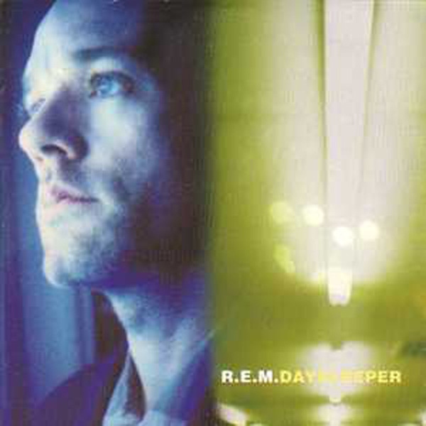R.E.M. - Daysleeper 2 Tracks Card Sleeve